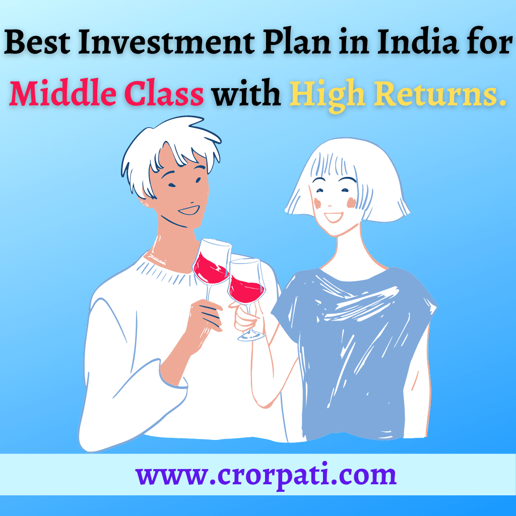 Best Investment Plan to Become Crorepati
